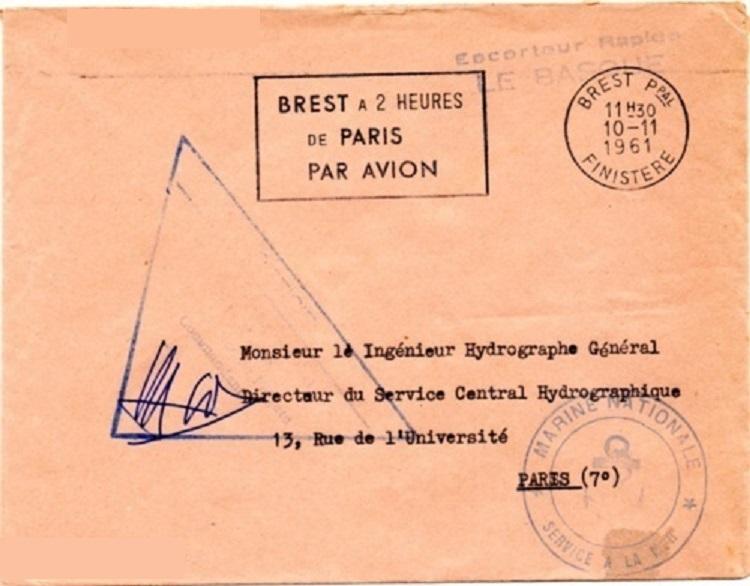 * LE BASQUE (1957/1980) * Sans-t14