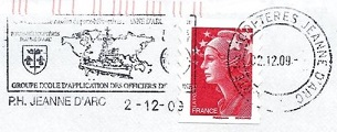 JEANNE D'ARC (PORTE-HELICOPTERES) W3410