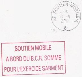 AGENCE POSTALE DE SOUTIEN MOBILE Wa11