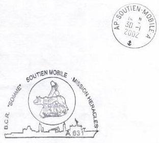 AGENCE POSTALE DE SOUTIEN MOBILE Wb11