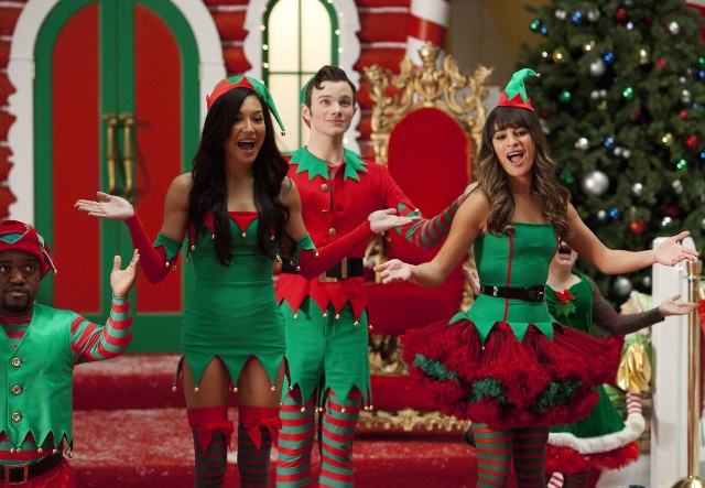 "5x08 ""Previously Unaired Christmas"" Watch & Discussion thread Tumblr10"