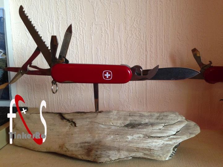 Mise en valeur de mes Couteaux G10