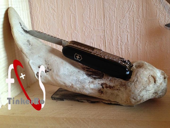 Mise en valeur de mes Couteaux Hg10
