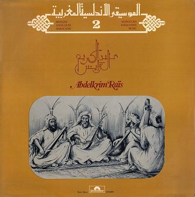 Musiques traditionnelles : Playlist - Page 5 Abdelk12
