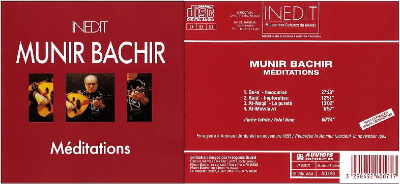 Musiques traditionnelles : Playlist Bachir10