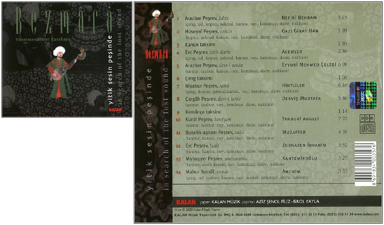 Musiques traditionnelles : Playlist - Page 3 Bezmar15