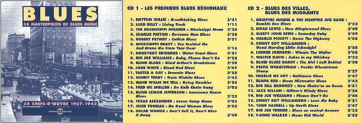 [RnB/Blues] Playlist Bluesf10