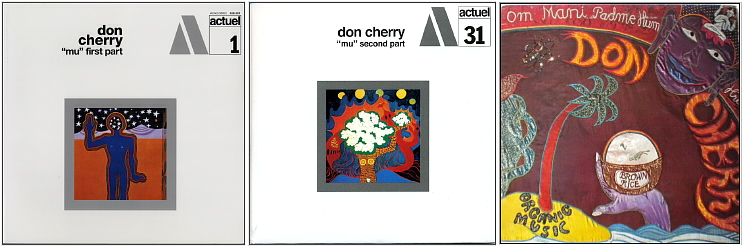 World Music, ethno-jazz, etc... Cherry10