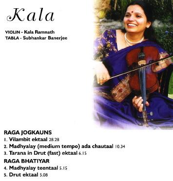 Musiques traditionnelles : Playlist Kala10