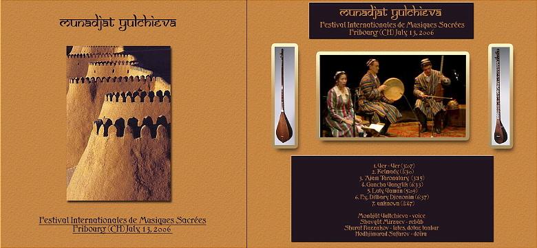 Musiques traditionnelles : Playlist Munadj10