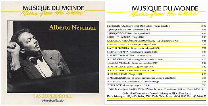 Musiques traditionnelles : Playlist Neuman10