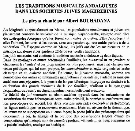 Musiques traditionnelles : Playlist Piyyut10