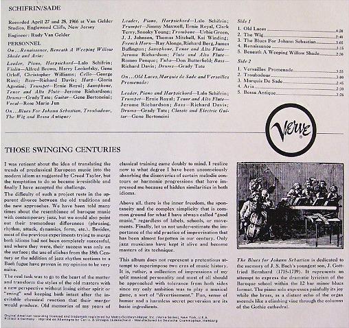 Quand le classique se fait la malle - Page 2 Sade1v11