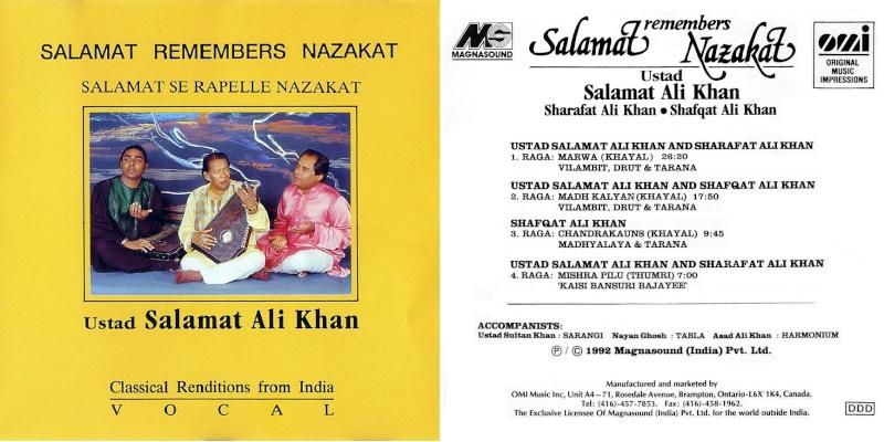 Musiques traditionnelles : Playlist Salama10