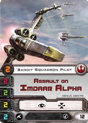 [X-Wing] Die Promokarten-Übersicht Bandit10