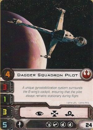 [X-Wing] Die Promokarten-Übersicht Dagger11