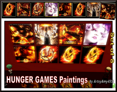 HUNGER GAMES Painting Set by ArtsyAmy495 Hg_sim10