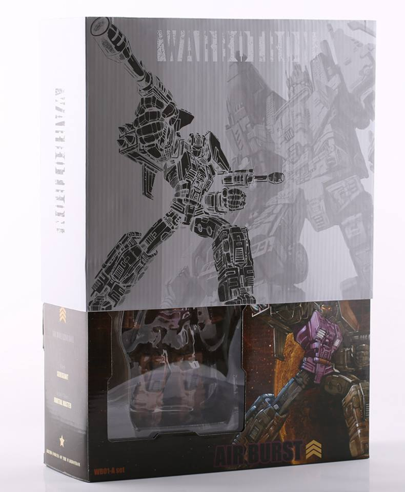 [Warbotron] Produit Tiers - Jouet WB01 aka Bruticus 15544510