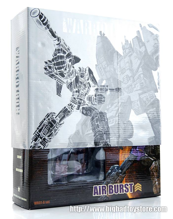 [Warbotron] Produit Tiers - Jouet WB01 aka Bruticus - Page 2 92342410