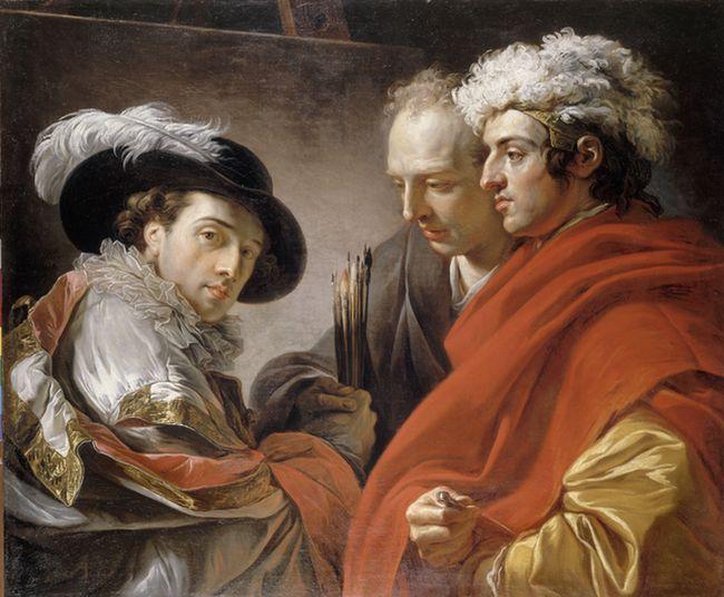 Le peintre François-André Vincent 10409610