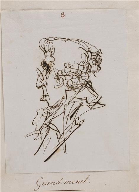 Le peintre François-André Vincent 12-51611