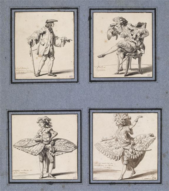 Le peintre François-André Vincent 97-00410