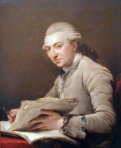 Le peintre François-André Vincent Franco10