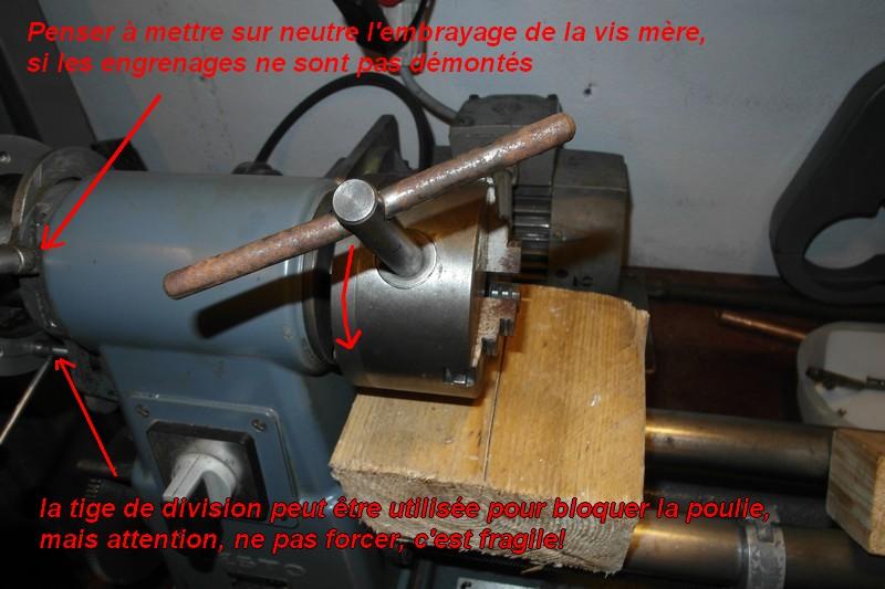 entretien d'un tour scintilla LESTO GD 118A (tour à bois et métaux) 02-les10