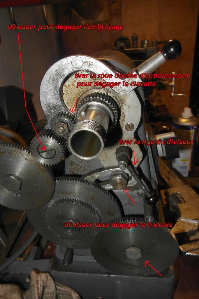 entretien d'un tour scintilla LESTO GD 118A (tour à bois et métaux) 05-les10