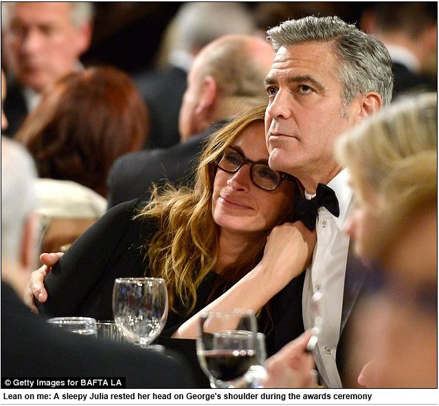 George Clooney Tapped for BAFTA L.A.'s Brittania Award 2013 - Page 3 Bafta_12