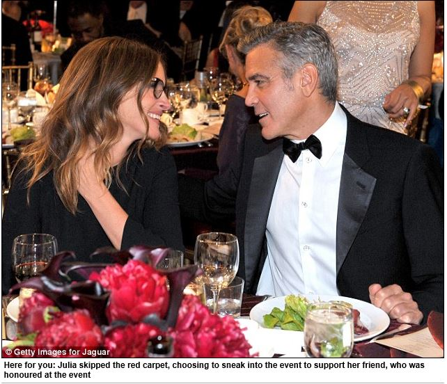 George Clooney Tapped for BAFTA L.A.'s Brittania Award 2013 - Page 3 Bafta_14