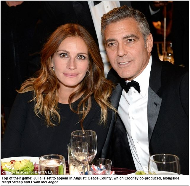 George Clooney Tapped for BAFTA L.A.'s Brittania Award 2013 - Page 3 Bafta_15