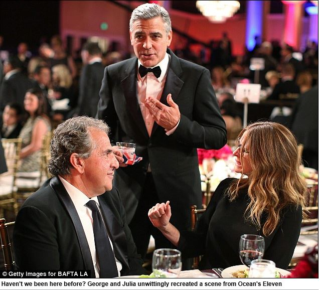 George Clooney Tapped for BAFTA L.A.'s Brittania Award 2013 - Page 3 Bafta_16