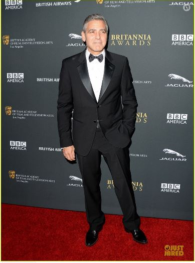 George Clooney Tapped for BAFTA L.A.'s Brittania Award 2013 - Page 3 Bafta_19
