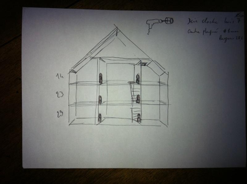 la maison de ma schtroumpfette Maison10