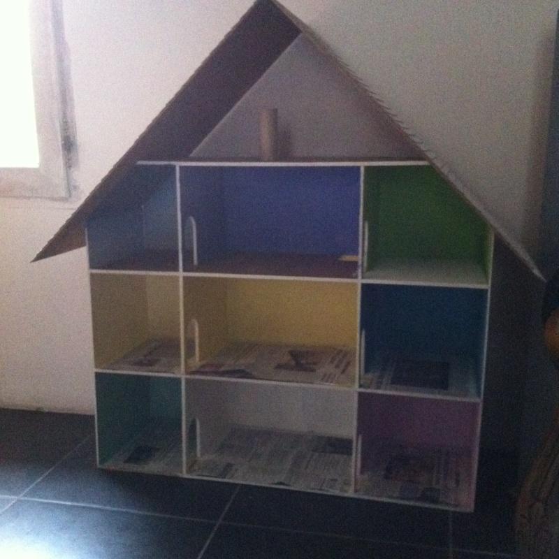 la maison de ma schtroumpfette Maison14