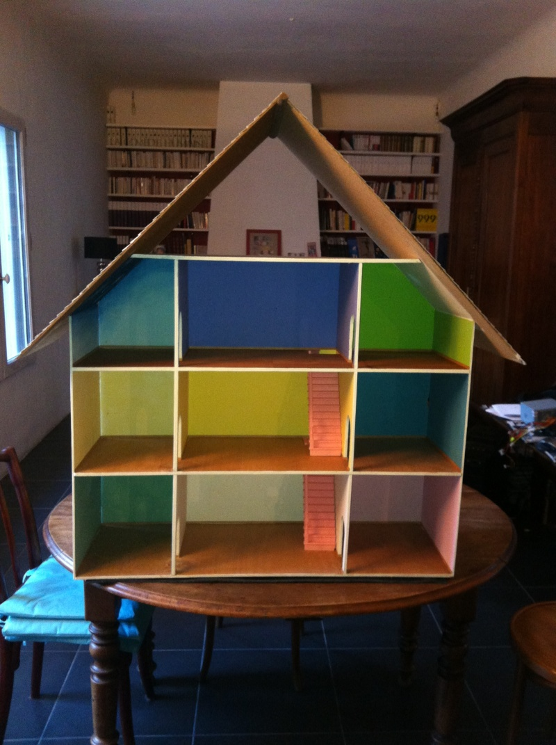 la maison de ma schtroumpfette Maison15