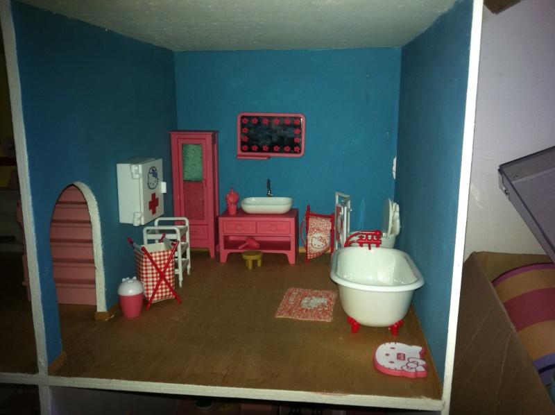 la maison de ma schtroumpfette Maison21