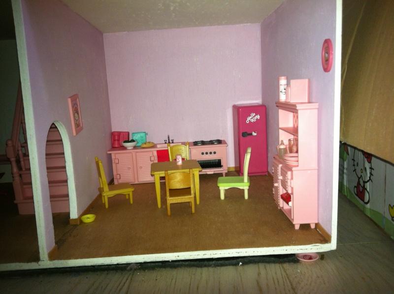 la maison de ma schtroumpfette Maison23