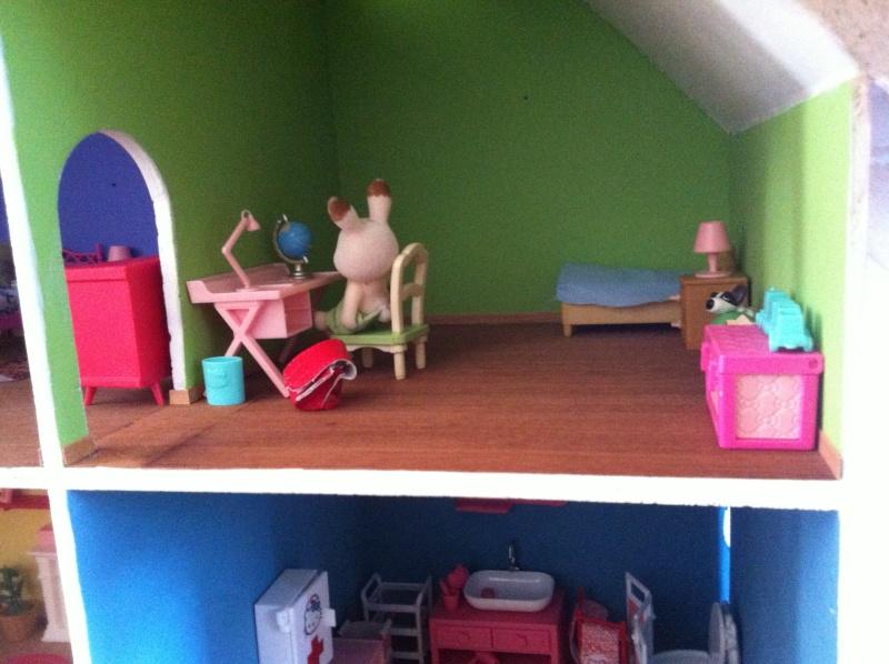 la maison de ma schtroumpfette Maison26