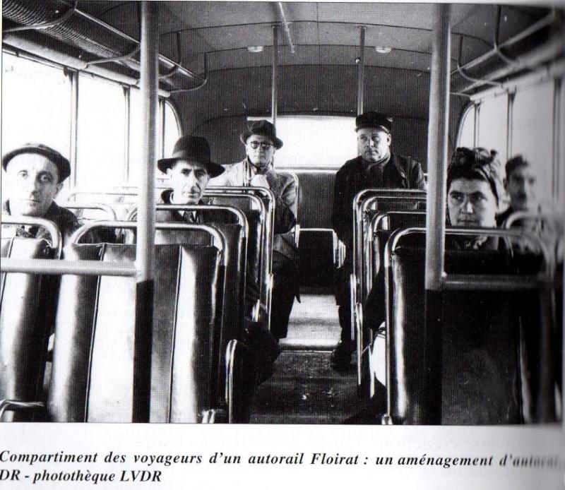 photo officiel de la présentation de l'autorail FLOIRAT Floira10