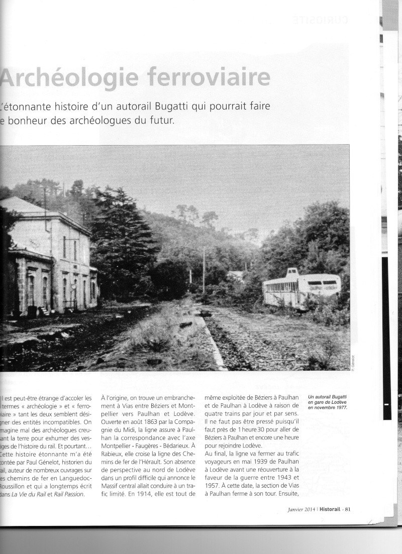 BUGATTI A LA GARE DE LODEVE EN 1980 Img07310