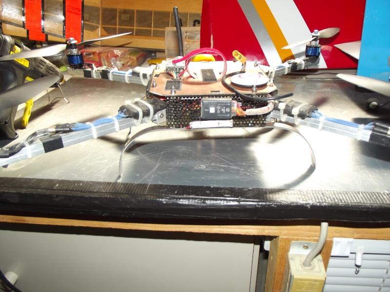 "Quadri rotor ""Home Made"" Dscf1411"