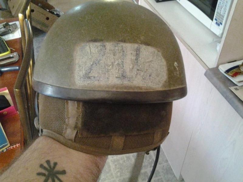 GENTEX DH-189 CVC helmet 10120110