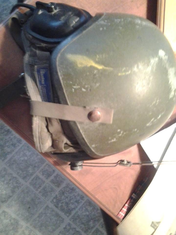 GENTEX DH-189 CVC helmet 96933710
