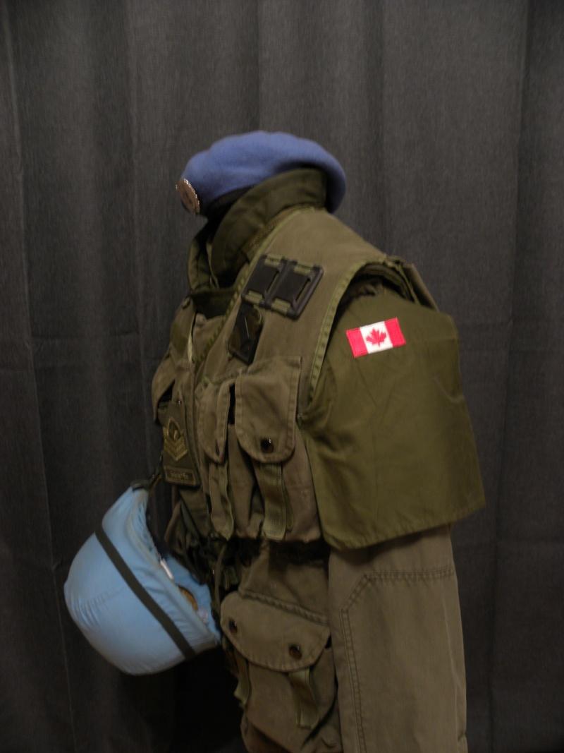 R22e regiment master corporal united nations display  Dscn8718