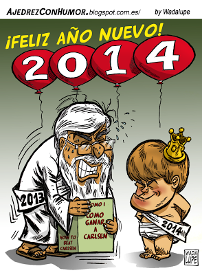 HAPPY NEW YEAR 2014, Chess2U forum ! Feliz_11