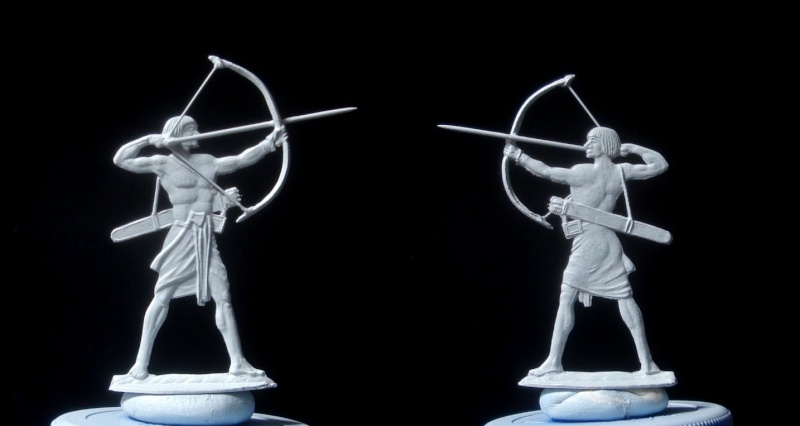 Archer égyptien [30mm] Fig04_11