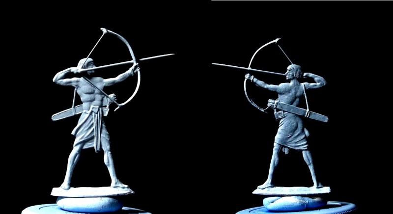 Archer égyptien [30mm] Fig05_11