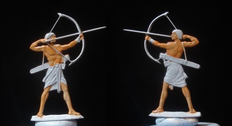 Archer égyptien [30mm] Fig06_13